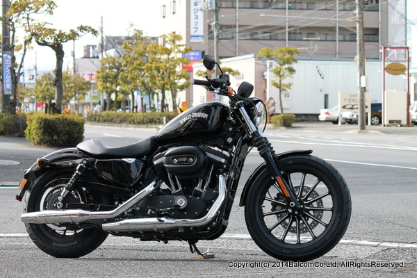 【Sold Out】XL883N Iron883 Vivid Black Edition