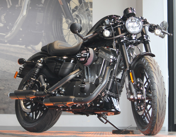 【HARLEY-DAVIDSON】 XL1200CX ロードスター CAFE CUSTOM  ~Full package~