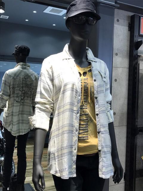 白シャツ1-001