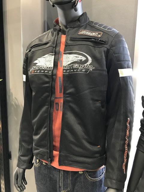 メンズメッシュジャケット9-001