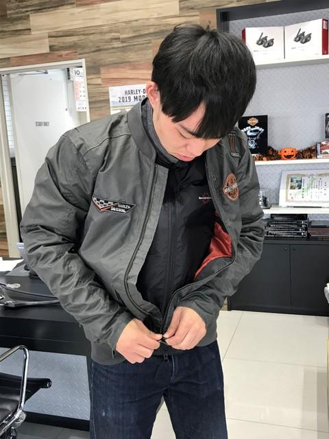 電熱ジャケット6-001