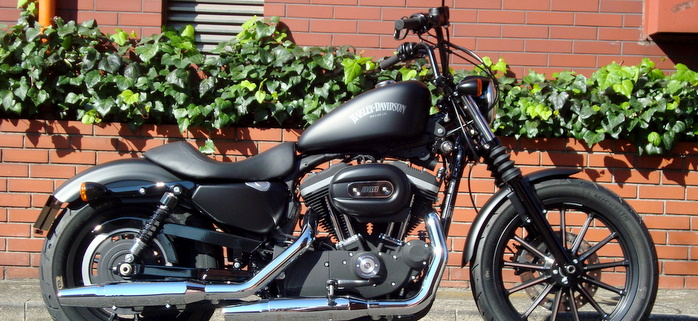 【Sold Out】XL883N Sportster Iron 883 カスタム